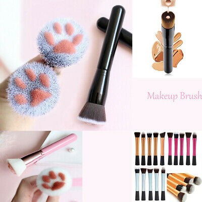1Pc Pro Cosmetic Stipple Powder Blush Foundation Brush Makeup Eye Brushes Tools