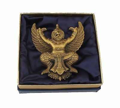 Exclusive Elegant Stylish Bronze Garuda Brooch Pin