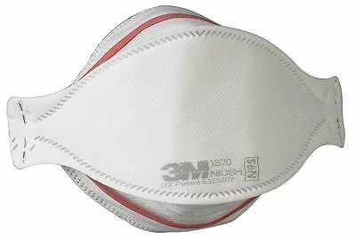 5pcs-3M1870 Medical Respirator/Mask Particulate/Pandemic N95-Pack of 5