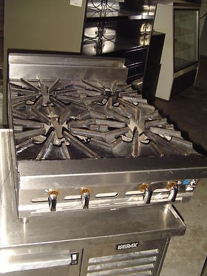Montague C24-5  New 4 open burner hot plate