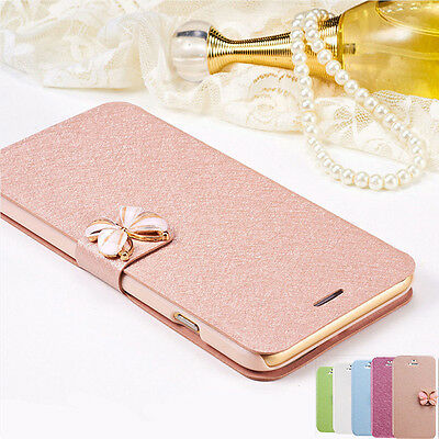 Luxury Flip Leather Wallet Card Magnetic Slim Case Cover for iPhone 6 6s 7 Plus