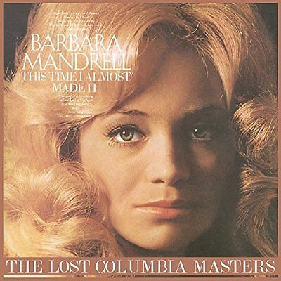 NEW This Time I Almost Made It: The Lost Columbia Masters (Audio CD)