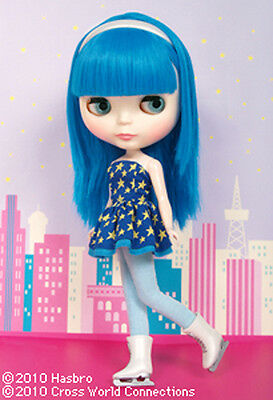 """CWC Exclusive Neo Blythe """"Simply Sparkly Spark"""""""