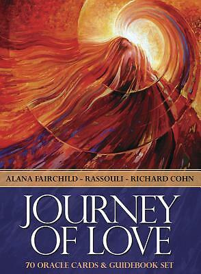 NEW Journey of Love Oracle Cards by Alana Fairchild