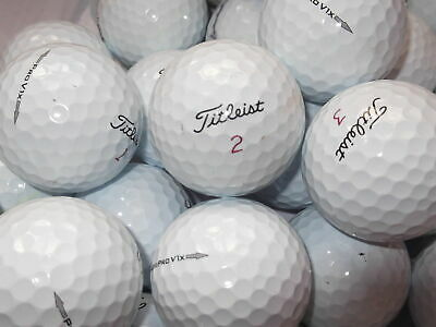 "12 Titleist Pro V1 X ""2016 Model"" / New Model  Golf Balls Pearl / Grade A"