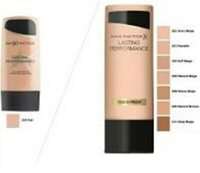 Natural Max Factor Lasting Performance Foundation 35 ml Free Postage