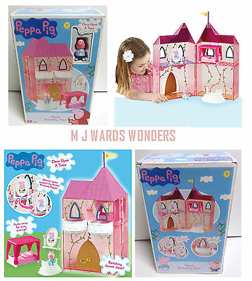 Peppa Pig - Peppa's Enchanting Tower Playset - Once Upon a Time - PURCHASE TODAY