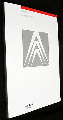 AutoCAD RELEASE 11 INSTALLATION AND PERFOMANCE GUIDE 386 MANUAL BOOK 1992