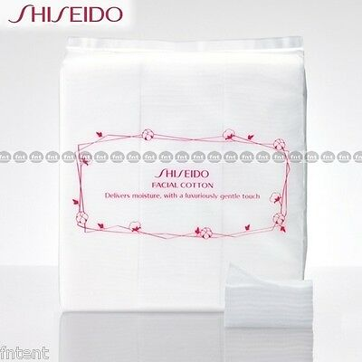 SHISEIDO Japan Makeup Facial 100% Cotton Pads 165 sheets
