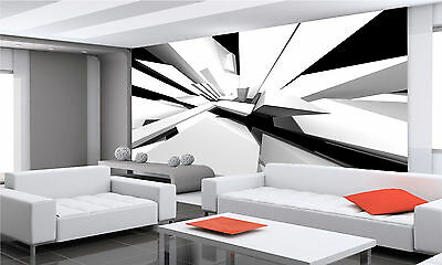 Abstract City Wall Mural Photo Wallpaper GIANT DECOR Paper Poster Free Paste