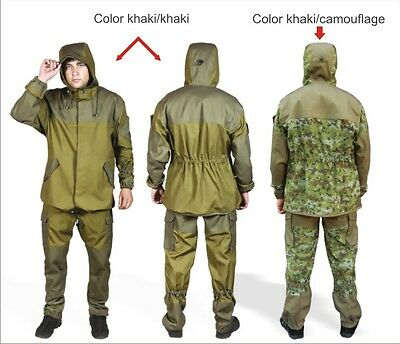 Gorka Original Russian Army Military Special Suit Hunting Fishing 8049/8036