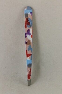 Royal Hi Brow Slanted Colour Design Tweezers Great For Eyebrows World Free Post