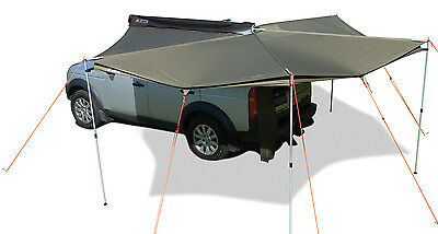 Rhino Rack Foxwing Awning Left Hand Side for Camping 4x4 4Wd
