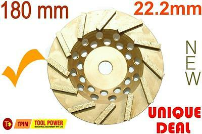 CONCRETE GRINDING WHEEL 180mm Fine Finish
