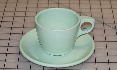 Vintage  Mid Century Boonton Ware Tea/Coffee Cup and Saucer Lot