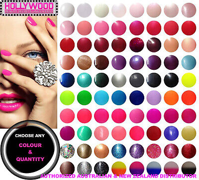 Bluesky SoakOff UV LED Nail Gel Polish ANY COLOUR & ANY QUANTITY +Removal Wraps*