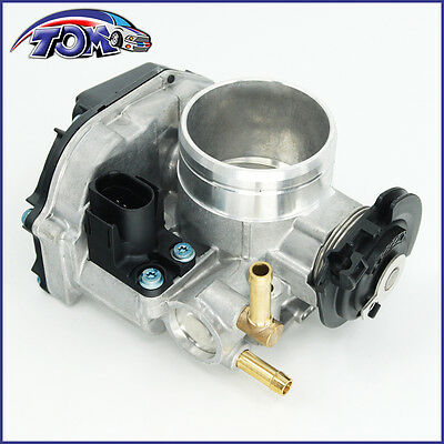 New Throttle Body Valve For 1998-2001 Vw Beetle Golf Jetta 2.0L Aeg 06A133064H