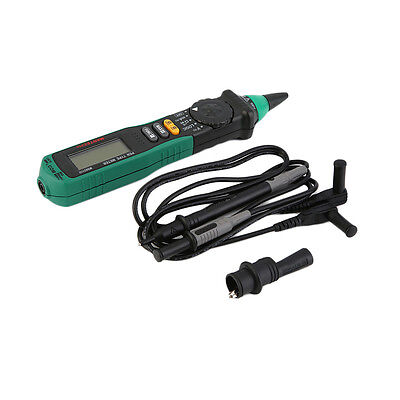 Pen-type Mastech Digital Multimeter Manual/Auto Range Logic Level Test F4