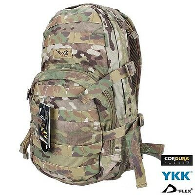 Hawg Tactical Molle Hydration System Backpack Rucksack Cordura™ Multicam™