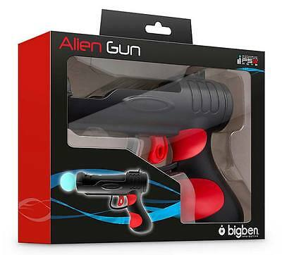 Pistola Alien Gun Per Playstation Move Nera Ps3