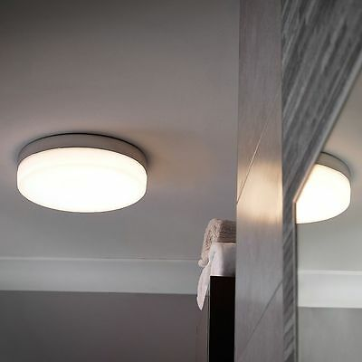 SENSIO HUDSON Bathroom LED Ceiling light IP44 18W SE62291W0