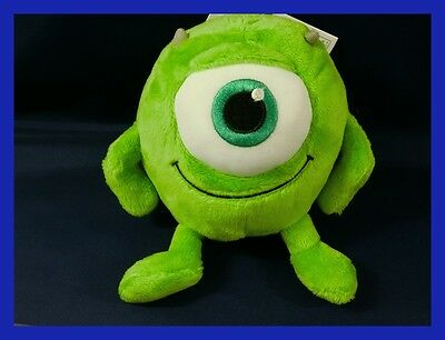 MIKE TOMY MONSTERS UNIVERSITY INC.Beans Collection soft doll DISNEY