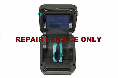 REPAIR SERVICE For Zebra ZP 450 Thermal Barcode Label Printer READ DESCRIPTION