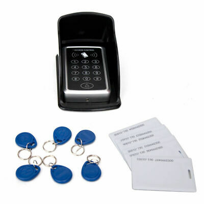 Keypad Access Control for Gate Opener with IC Card and Key Tag