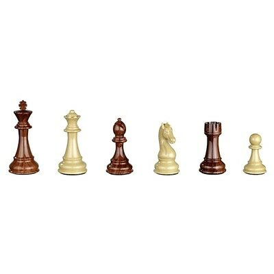 Chess figures - Aurelius - KH 110 mm - Plastic - weighted