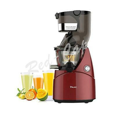Kuvings Whole Slow Juicer In Pearl Red B6000pr : NEW KUvINGS Whole Slow Juicer White B6000W Wide Mouth Feeding Tube - CAD $444.73 PicClick CA