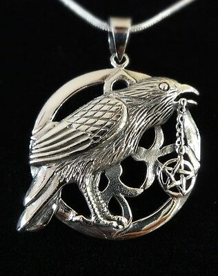 Lisa Parker Gothic Wicca Jewellery Sterling Silver TalismanOUT OF STOCK20/08/16