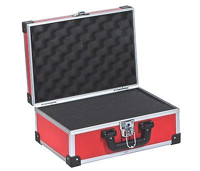 MALLETTE ATTACHE CASE RG RENFORCEE+MOUSSES PROTECTION FLIGHT CASE 330x230x135 mm