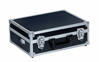 MALLETTE ATTACHE CASE TECHNIQUE NOIRE 380x295x140mm