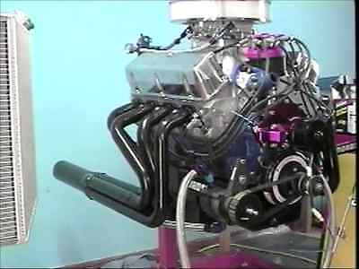 The 700 HP Ford 351W - 410 Small Block Engine Step by Step-Detailed 6 Hr 2 DVD's