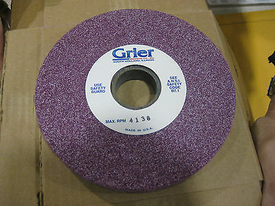 """Grier 6"""" Ruby Grinding Stone (1B50019818)"""