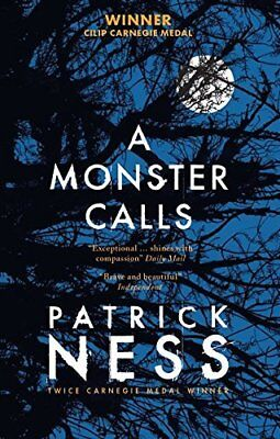 A Monster Calls by Patrick Ness New Paperback Book