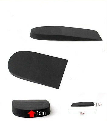 1~3cm Height Tall Elevator Men Women Athletic Sneaker Shoes Insole Heel Lift Pad