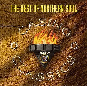 Sunfly Karaoke The Best Of Northern Soul Casino Classics CD + G New Sealed