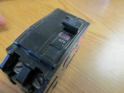 Square D 50 Amp 2-Pole Plug-In Type HACR250 120/ 240v Circuit Breaker NEW