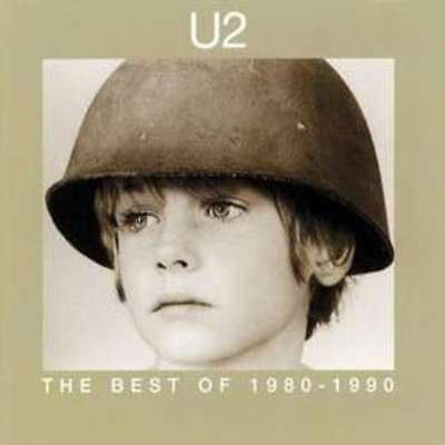 U2 The Best Of 1980 1990 Cd New