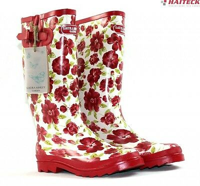 "LAURA ASHLEY-GARDEN ""WELLINGTON ELEGANCE""  GUMMISTIEFEL   CRESSIDA Gr.38 bis 42"