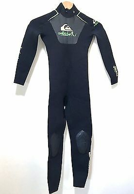 Quiksilver Youth Size 10 Boys Full Body Wetsuit Syncro 3:2 - Kids Childs Juniors