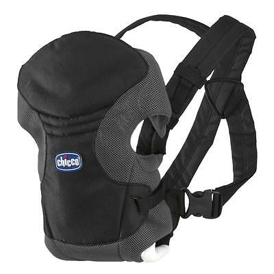 Chicco Marsupio Go Baby Carrier - BLACK  - BOXED ** PURCHASE TODAY **