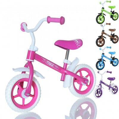 LCP Kids TRAX Balance Bike Kids Walk Learn Children No Pedals Bicycle age 2+ yrs