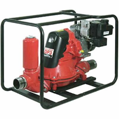 "Riverside Pumps DP3B - 80 GPM (3"") Diaphragm Pump w/ Briggs & Stratton 550 Se..."