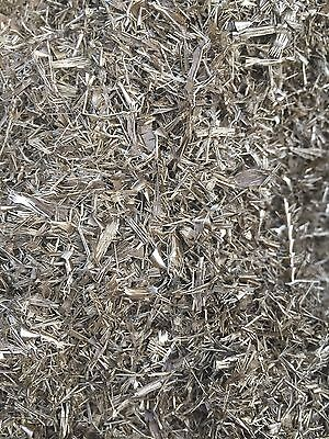 Brass Shavings Filings Turnings Shredded Chips Dust Science Orgone Art 4 Lbs