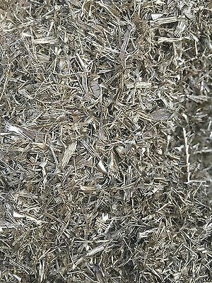 1LB Brass Shavings Filings Turnings Shredded Chips Dust Science Orgone Art