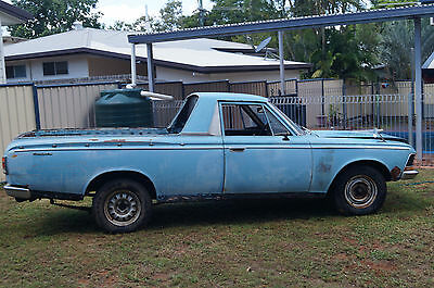 1969 Toyota Crown Ute