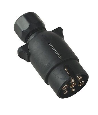 Sealey Towing Plug N-Type Plastic 12V TB05
