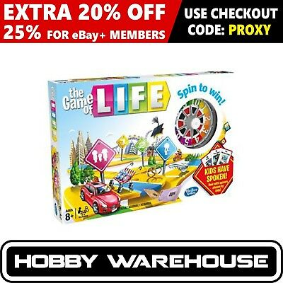 The Game of Life Board Game 04000